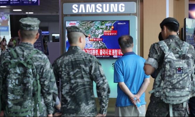 """الوضع في شبه الجزيرة الكورية يتجه إلى """"نقطة الانفجار"""""""