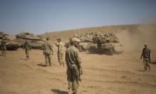 """الأسبوع المقبل: مناورة عسكرية إسرائيلية تحاكي حربا """"شاملة"""""""