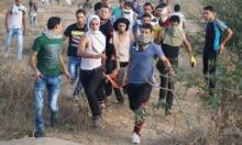 إصابة ثلاثة شبان بالرصاص في قطاع غزة