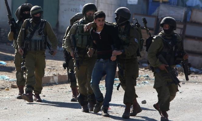 مخيم عايدة: الاحتلال يداهم ويعتقل شابين فلسطينيين