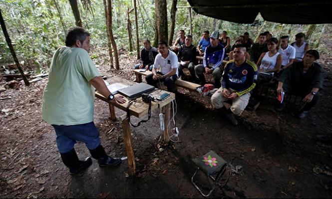 كولومبيا تعترف بمسؤوليتها عن اغتيال آلاف الناشطين اليساريين