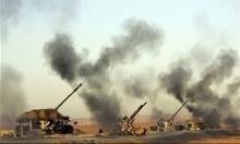 المدفعية الإيرانية تقصف كردستان العراق