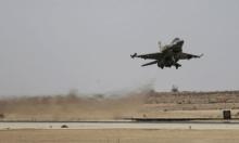 غارات إسرائيلية على مواقع لجيش النظام بالقنيطرة