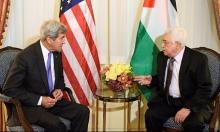 قبيل اجتماع أوباما نتنياهو: عباس يجتمع مع كيري