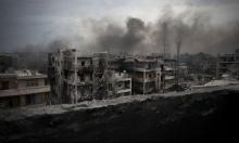 قصف جوي ومدفعي على حلب بعد انتهاء الهدنة