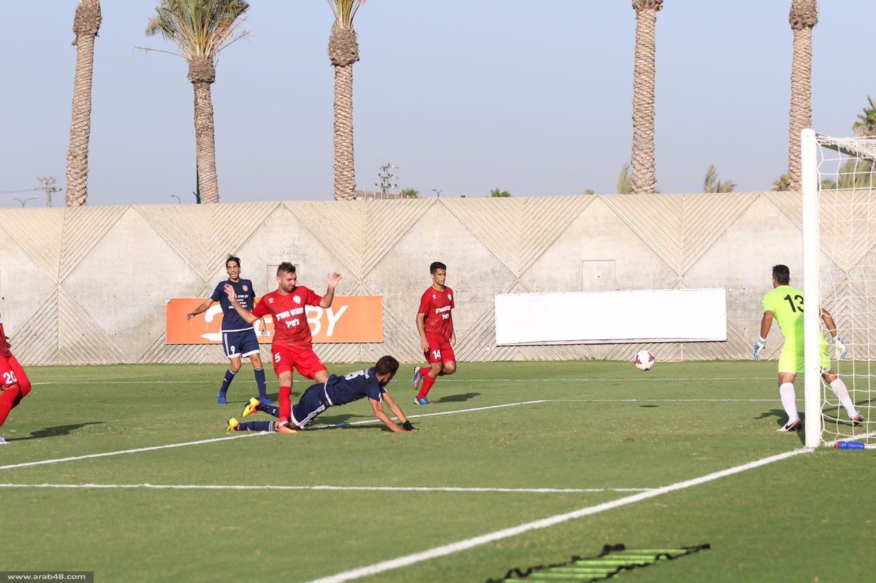 كأس الدولة: الفريق الطيراوي يتأهل بفوزه على هـ. هرتسليا
