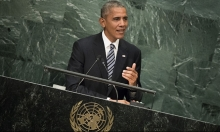 أوباما: لا حل عسكريا في سورية