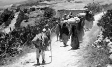 إسرائيل تبقي ملف اللاجئين في أرشيف الجيش قيد السرية