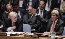 مجلس الأمن يبدأ محادثات طارئة بشأن سورية