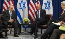 أوباما يعرب عن قلقه من الاستيطان خلال لقائه نتنياهو