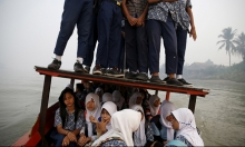 أندونيسيا: مصرع 11 شخصا في انهيارات أرضية وفيضانات