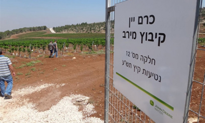 الاحتلال يخلي أراضي فلسطينية خاصة ويمنع وصول أصحابها إليها