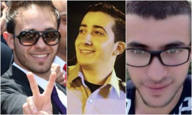 القاضي والأخوان البلبول ينهون إضرابهم عن الطعام