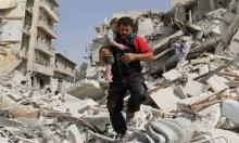 النظام السوري يعلن الحرب على أحياء حلب الشرقية