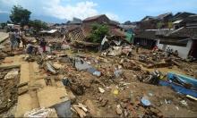 أندونيسا: ارتفاع عدد ضحايا فيضانات إقليم جاوة إلى 23