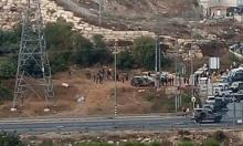 إصابة فلسطينيين اثنين برصاص الاحتلال