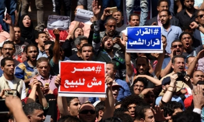 مصر: حبس 5 قاصرين لرفضهم التنازل عن تران وصنافير