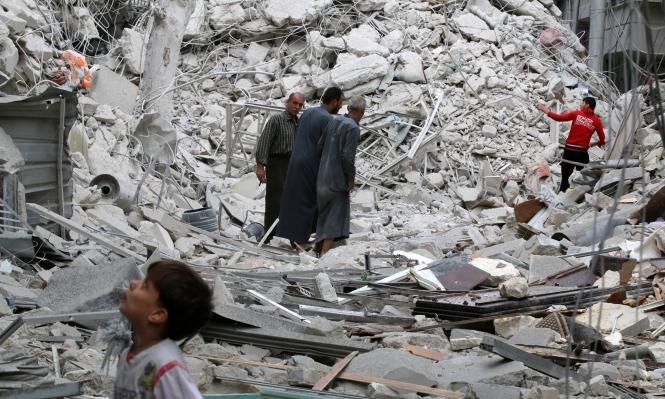 سورية: مجازر النظام وروسيا بحلب تقتل 70 مدنيًا