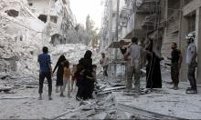 مقتل 25 شخصا في غارات روسية سورية على حلب