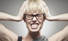 صرير الأسنان: يسببه التوتر ويمنعه مضغ العلكة