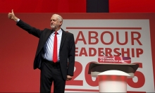 بريطانيا: كوربين يفوز برئاسة العمال ثانية