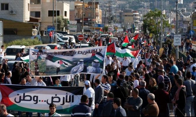 سخنين تحتضن المسيرة المركزية لهبة القدس والأقصى