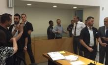 تمديد اعتقال رئيس التجمع وإطلاق سراح آخرين