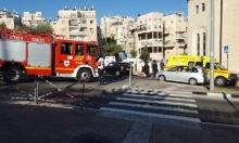الزبيدات: سقوط فتاة عن علو وحالتها حرجة