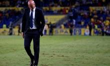 لاس بالماس يجبر ريال مدريد على التعادل