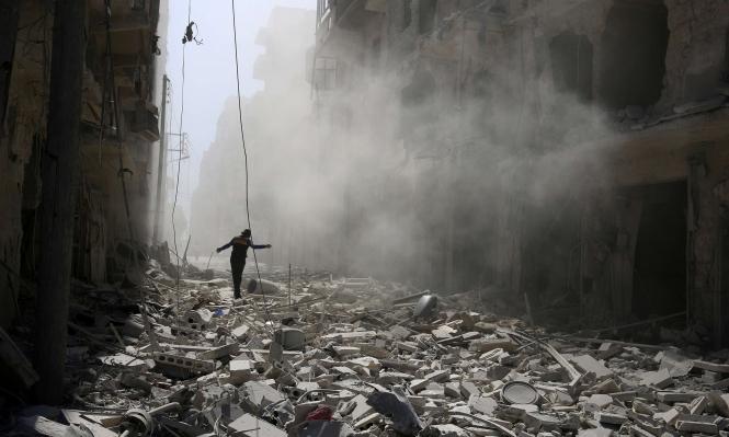 دعوات عربية وإسلامية لتدخل دولي لوقف المجازر في حلب