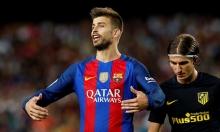 بيكيه يحدد وجهته المقبلة بعد برشلونة