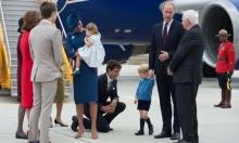 الأمير الصغير يحرج رئيس وزراء كندا