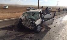 النقب: وفاة رضيعة جراء حادث طرق مروع