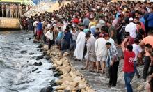 مصر: ارتفاع غرقى القارب المنكوب إلى 202