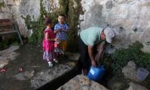 بتسيلم: الاحتلال ينتهك حق الفلسطينيين بالمياه