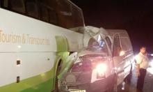 المغار: إصابة خطيرة في حادث طرق مروع