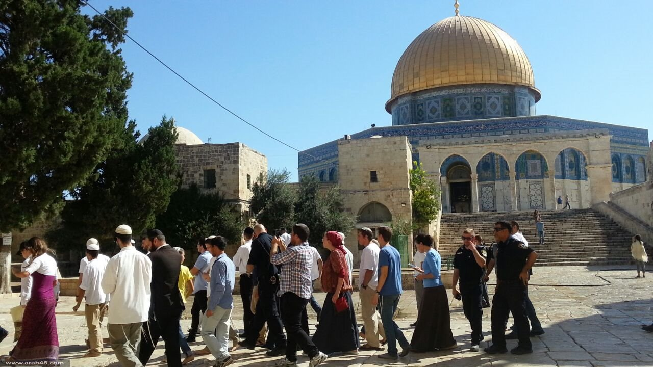 منظمات الهيكل تدعو لتكثيف اقتحام الأقصى بالأعياد اليهودية