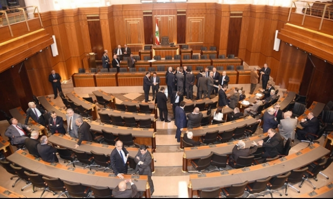 البرلمان اللبناني يفشل للمرة 45 في انتخاب رئيس للجمهورية