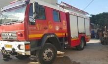 عرعرة: إخلاء طلاب بسبب حريق في مدرسة