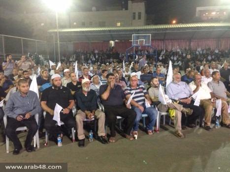 جت: مهرجان لإحياء انتفاضة القدس والأقصى