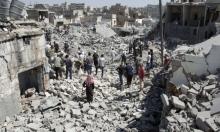 عام على الدمار: أكثر من 9364 قتيلًا بغارات روسية