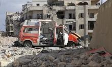 أطفال حلب يواجهون خطر القنابل الخارقة للتحصينات