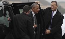 أوباما يصل البلاد للمشاركة في جنازة بيرس