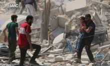 تعطل أكبر مشافي حلب بعدما قصفه النظام مرارًا