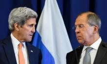 """لافروف وكيري بحثا """"تطبيع"""" الوضع في حلب"""
