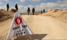 الأغوار: الاحتلال يمنع فلسطينيًا من نصب خيام هدمتها قواته