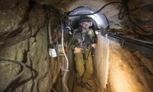 إسرائيل تدرب جنودها في أنفاق تحاكي أنفاق حماس