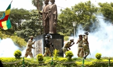 قمع الشرطة يودي بعشرات القتلى في أثيوبيا