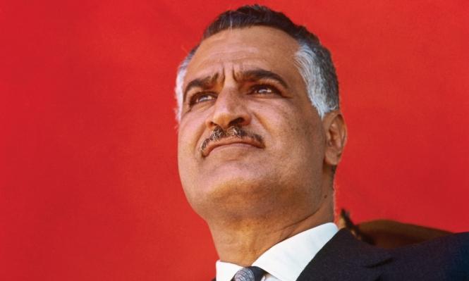 عبد الناصر وأهل الأدب