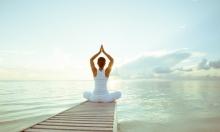 التأمل يبدد الطاقة السلبية